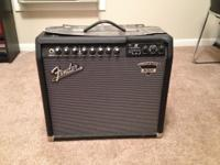 Up for sale is a used Fender Princeton 650 Amp. Amp is