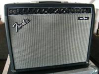 For Sale Fender Princeton Chorus, with two ten-inch