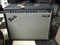 fender princiton chorus amp made usa,125 watt 2-10 inch