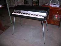 Fender Rhodes Mark I electric piano. Study aftermarket