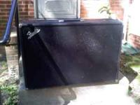 Fender showman blackface 1 15 cabinet. I was told it