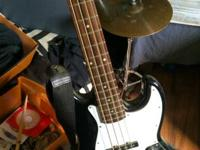 Great condition, I have actually just played this bass