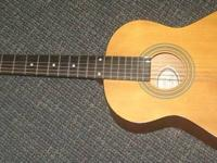 I have a Fender Squier MA-1 acoustic guitar for sale