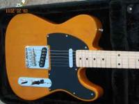 Squier by Fender Affinity Telecaster Butterscotch