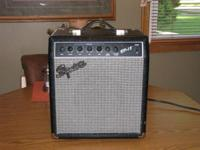 Good little practice amp in good shape  show contact