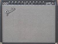 FENDER STAGE GUITAR AMP, GOOD CONDITION, WITH