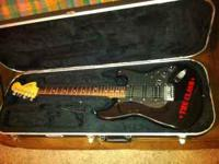Fender Squire Strat with Freedom Hard case for sale