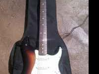 Fender Classic Series 60's Stratocaster. Three tone