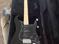 Hi I have a 2010 Strat with seymore Duncan's it plays