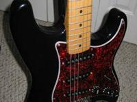 Fender Stratocaster (MIM) for sale. It is in wonderful