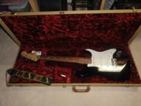 For Sale Fender Stratocaster in Perfect condition.