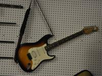 For Sale: 2008 Fender Stratocaster made in mexico. This