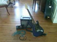 This Fender Strat is a great guitar. I got this guitar