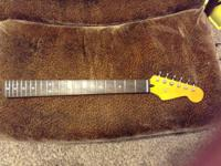 "For Sale"" 1- Fender Stratocaster Maple Neck in"