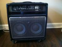 Type:Bass Guitar AmpFender SWR WorkingPro 2x10C combo