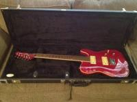 I am selling this guitar due to me no longer in need of