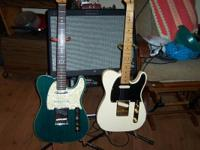 Rare Fender telecaster deluxe plus,7 method changing,
