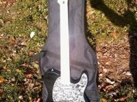 Here is a great Fender Telecaster With Bigsby. It has a