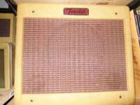 FENDER BRONCO ri TWEED AMP IN MINT CONDITION ..15 WATTS