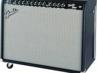 The fender twin amp, not to be confused with the Fender