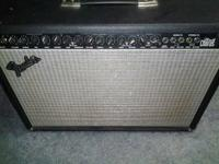 Fender's Ultimate chorus guitar amp, aka * the Klean