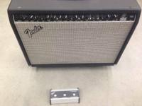 For Sale: Used Fender Ultimate Chorus DSP Amplifier.