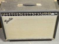 Fender Ultimate Chorus PR-204 DSP Combination Guitar