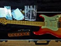I have for sale a 2010 Fender American Deluxe Ash