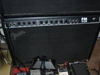 I'm selling a Fender FM 212R in great condition. The