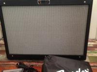 LIKE NEW - The amp has little use, and is in perfect as