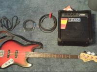 Hi craigslist for sale i have a fender squier jazz bass