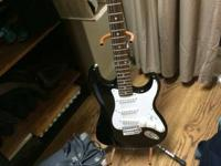 I have a like new fender strat that comes wirh fender