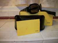 Brand new FENDI ladies sunglasses. Certificate of