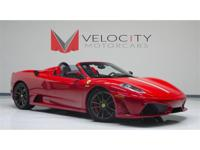 Velocity Motorcars is proud to offer this collector
