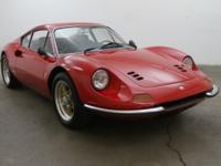1970 Ferrari 246GT L Series Dino1970 Ferrari 246GT L