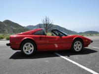 For your consideration is a 1983 Ferrari 308 GTS
