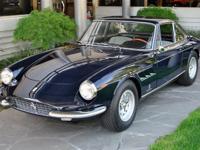 1967 Ferrari 330 GTC VIN: 9989 GTC Engine: 9989 GTC