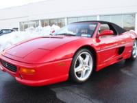 1999 Ferrari 355 Spider- Fiorano Edition #5 of 104