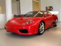 This is a Ferrari, 360 for sale by Maserati of Palm