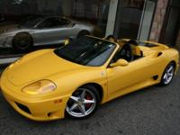 This is a Ferrari, 360 for sale by Miller Motorcars.