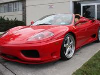 2002 Ferrari 360 Spider F1Take a look at this