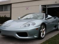 2003 Ferrari 360 Spider F1Take a look at this