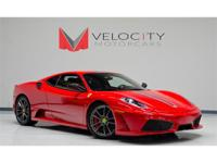 This absolutely awesome 430 Scuderia features 503 HP of