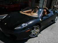 This is a Ferrari, 430 F1 Spider for sale by Miller