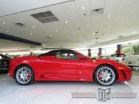 This 2006 Ferrari 430 2dr Spider 6 SPEED MANUAL