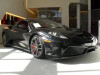This is a Ferrari, 430 Scuderia for sale by Maserati of