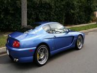 SUPER RARE FERRARI 456 V12 WITH MANUAL SIX SPEED