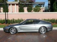 METICULOUS 1998 FERRARI 456 GTA 100% FULLY UPDATED AND