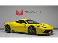 Velocity Motorcars is proud to present this awesome 458