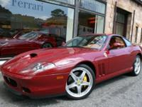 This is a Ferrari, 575M Maranello for sale by Miller